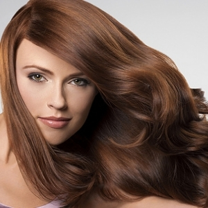 Vitamins and foods for healthy hair