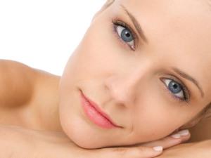 Clear healthy skin