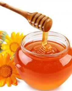 Honey for skin